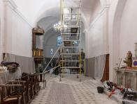 Eglise travaux